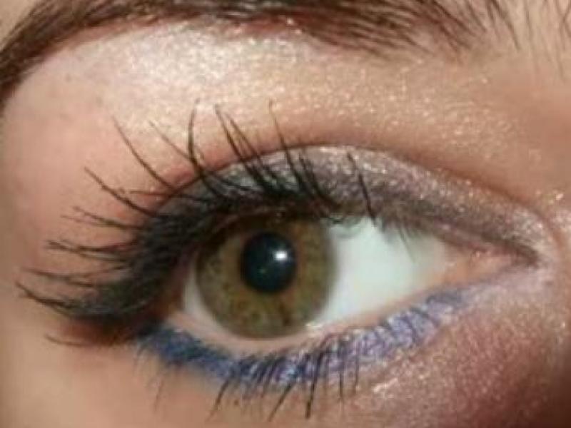 Imprezowy makijaż (video)