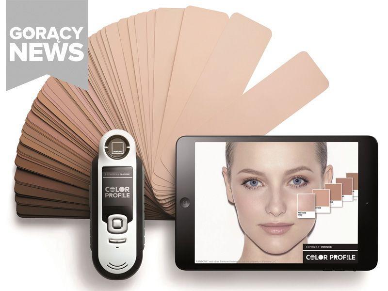 Innowacyjny sposób dobierania podkładu do koloru skóry!
