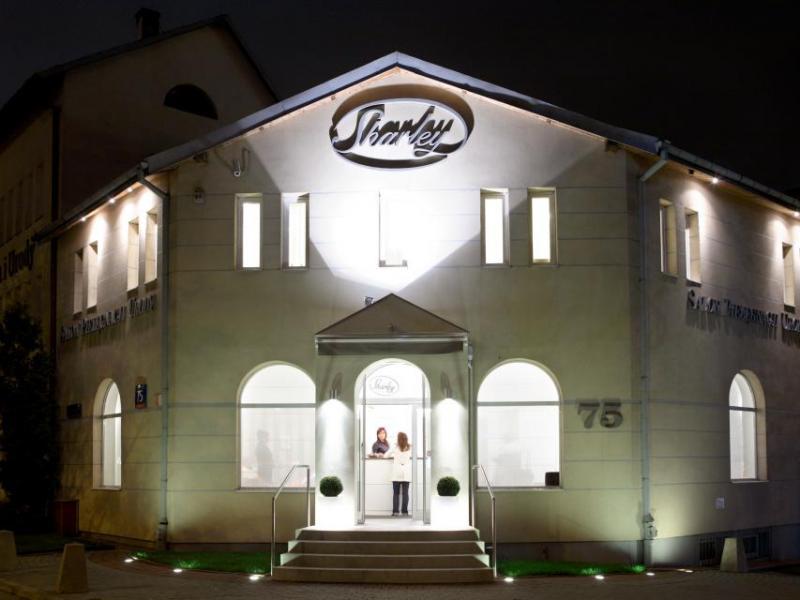 """Instytut Zdrowia i Urody """"Sharley"""" - Warszawa"""