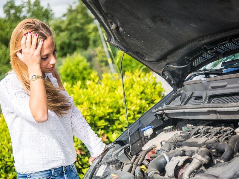 Jak bezpiecznie holować samochód?