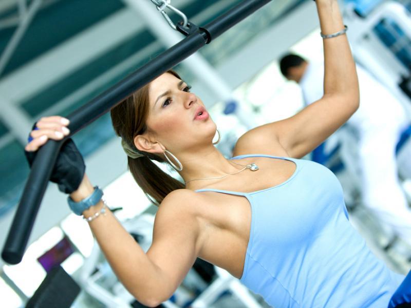 Jak dzięki ćwiczeniom schudnąć w 4 tyg