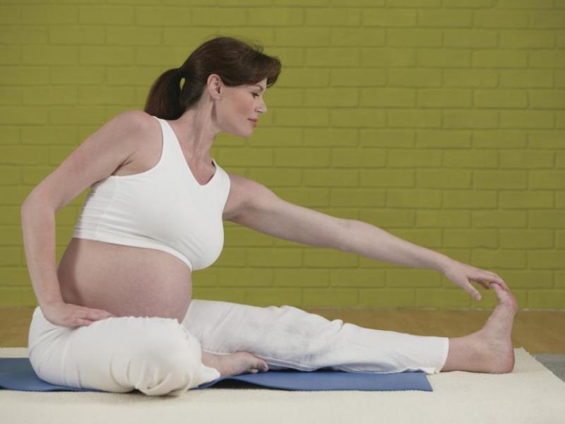 Jak ćwiczyć w ciąży