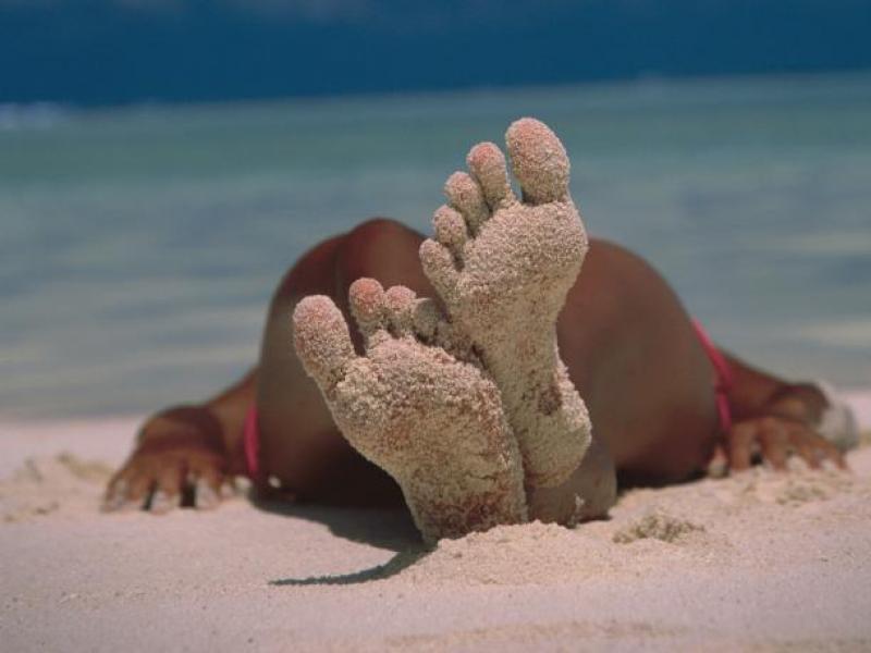 Jak dbać o zdrowie stóp
