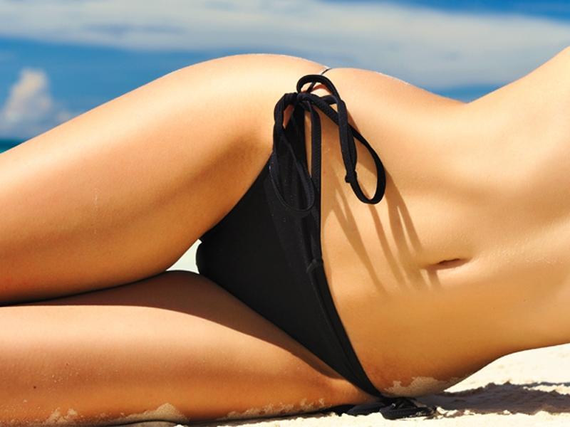 depilacja bikini