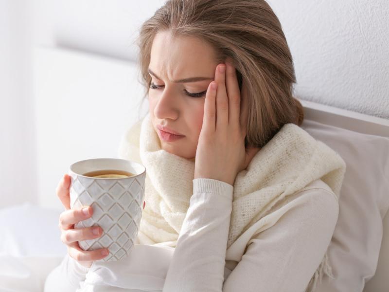 Jak dietetyczka pomogła uczestniczce #FitAdeptChallenge w walce z grypą i anginą?