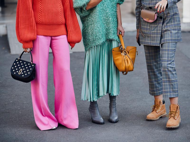 Spodnie trendy 2019