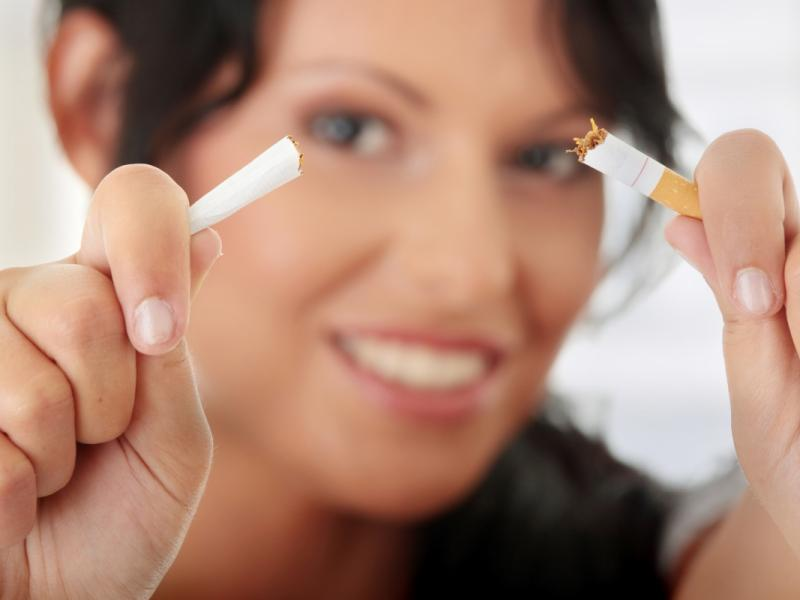 Jak nie przytyć, rzucając palenie?