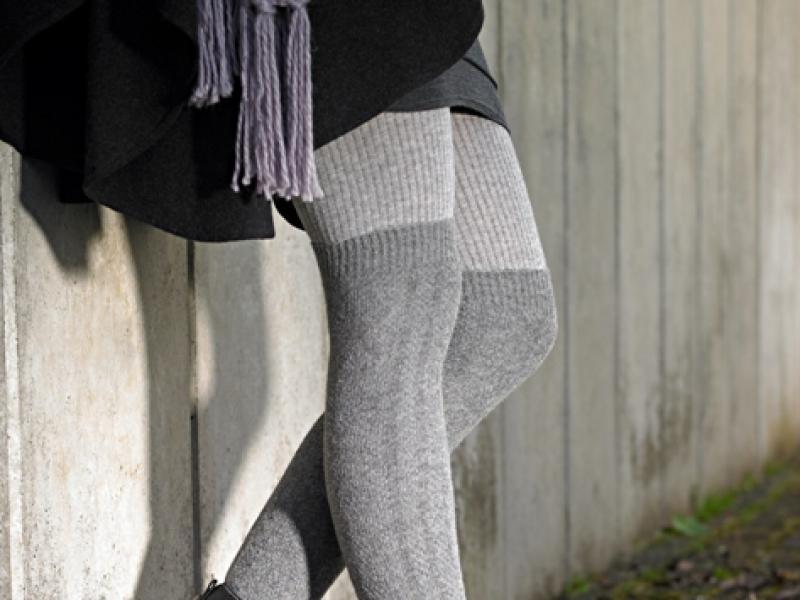 Stylizacje z legginsami stworzone przez szafiarkę