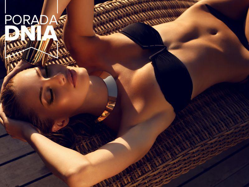 Jak przygotować ciało do bikini?
