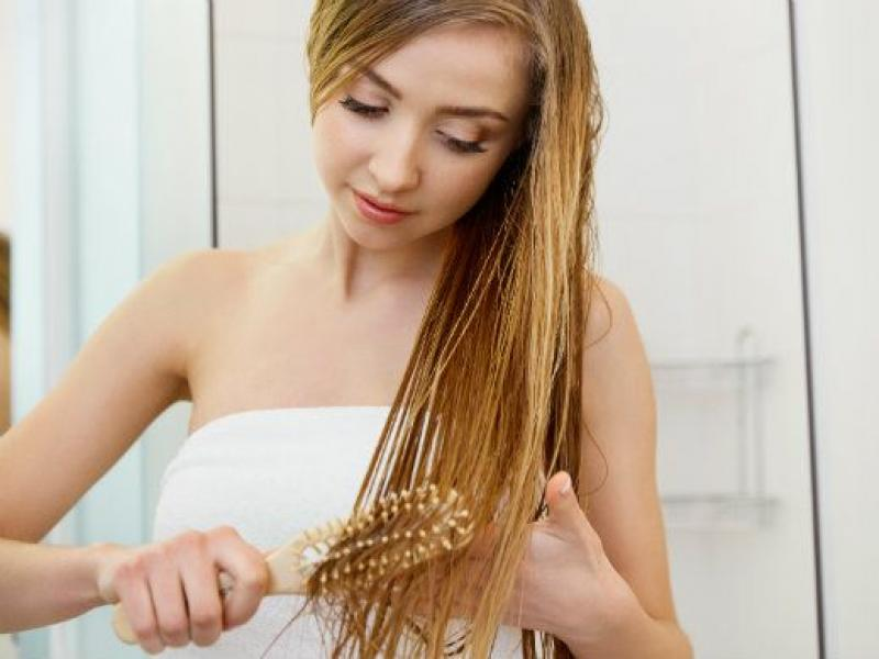 matowe włosy, suche włosy, zniszczone włosy