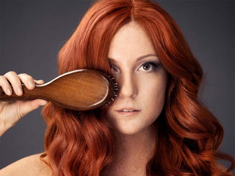Jak rozczesać włosy bez bólu - 4 tricki