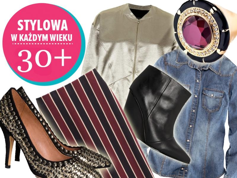 de1f2106c7 Zestawy ubraniowe 30 + - Jak się ubrać - Polki.pl