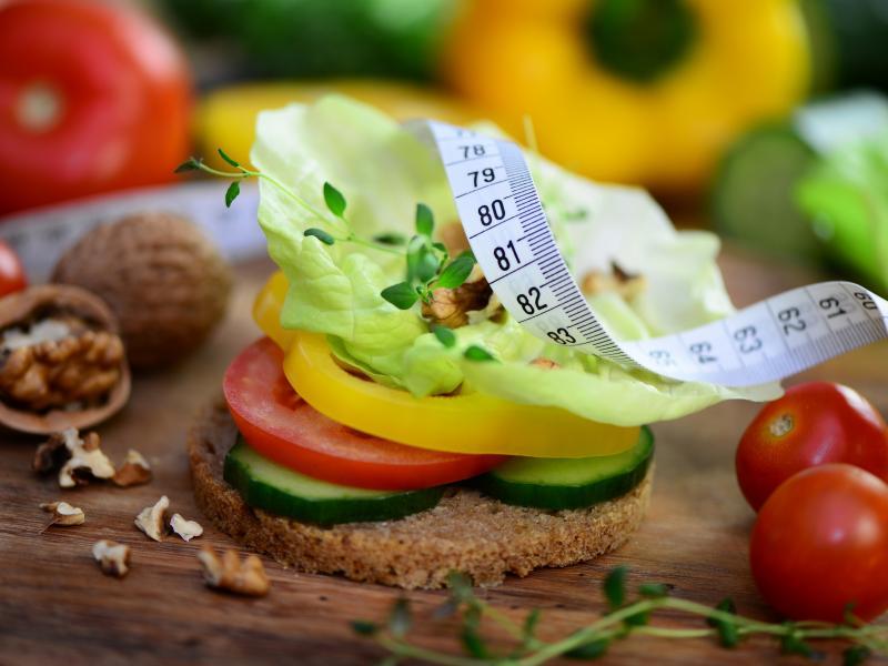 Kanapka z warzywami