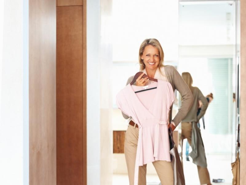 Jak ubrać się modnie po 50-tce?