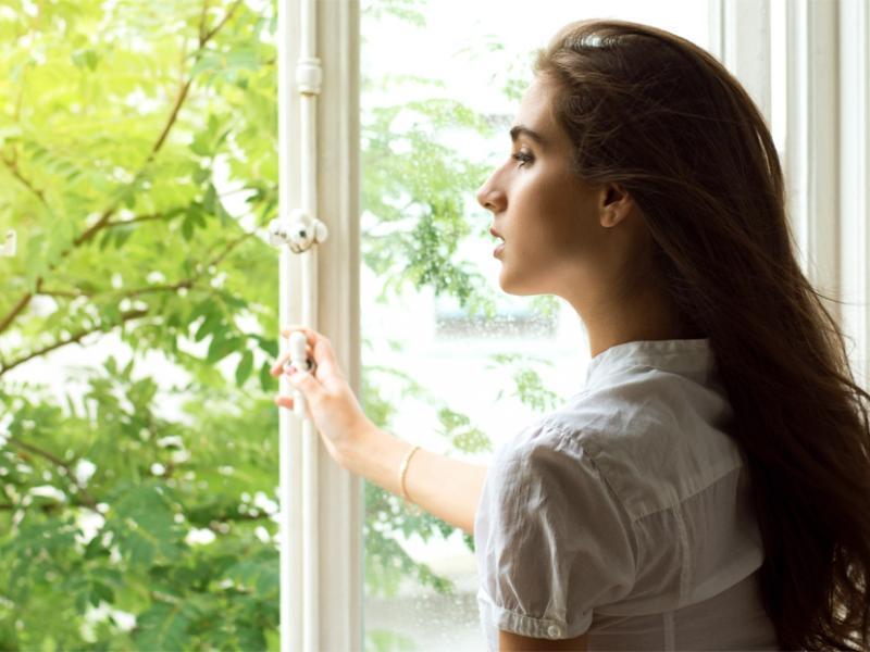 Randki ze starymi oknami