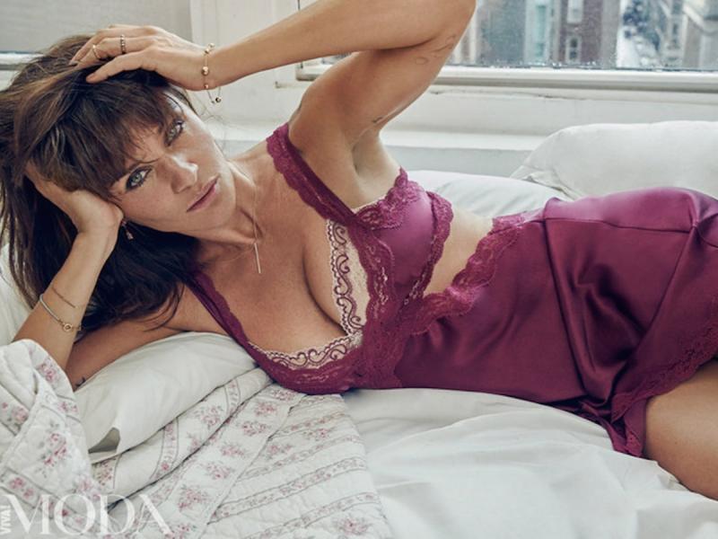Jak wygląda świat 47-letniej supermodelki? Helena Christensen zdradza w nowym numerze VIVA! Moda