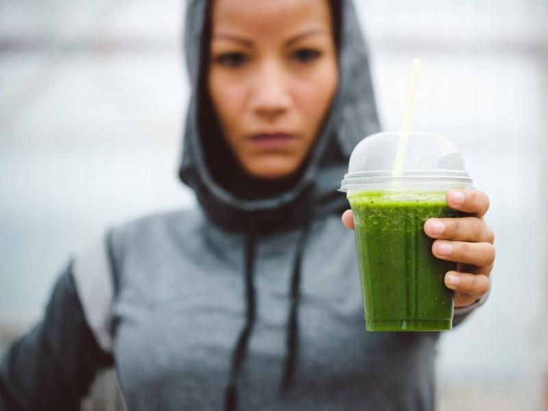 Wzmocnienie mięśni dietą - 4 zasady