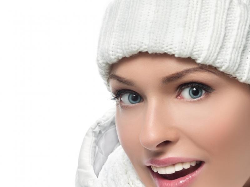 Jak zimą dbać o twarz?