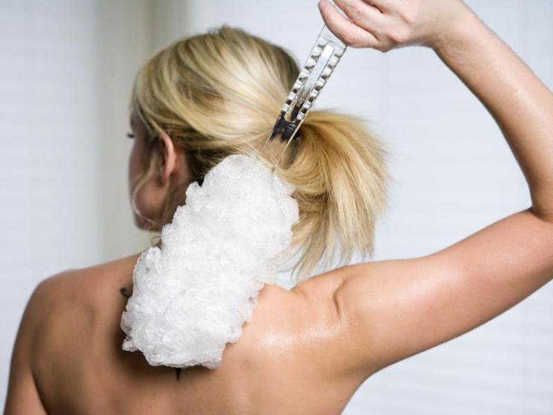 Jak zrobić peeling ciała