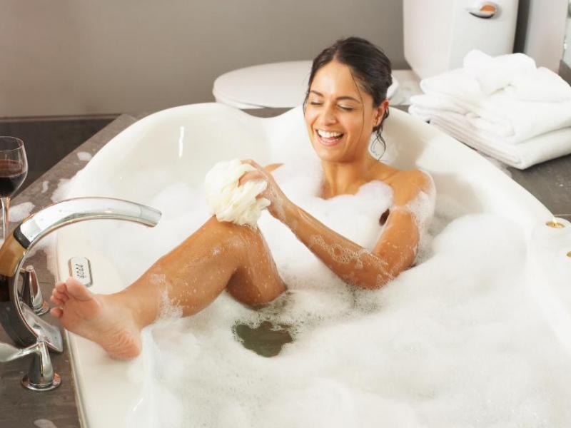 Jak zrobić uzdrawiającą kąpiel w 10 minut