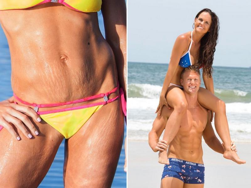 """""""Jaki jest sens posiadania wspaniałego ciała, jeżeli nigdy nie założysz bikini?"""" Znana trenerka pokazuje powód swoich kompleksów!"""