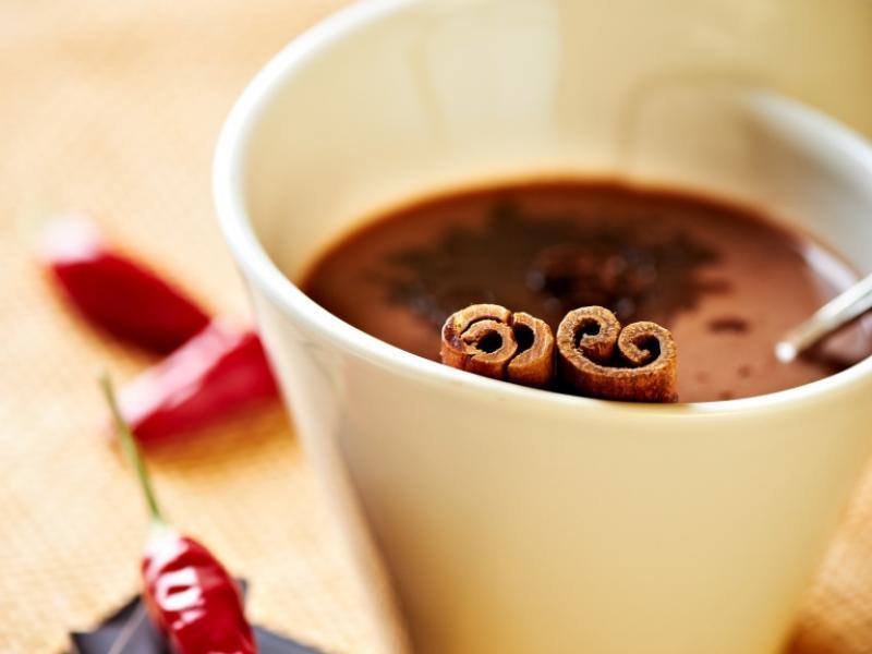 Jaki wpływ na ciśnienie ma czekolada, kawa i kakao?