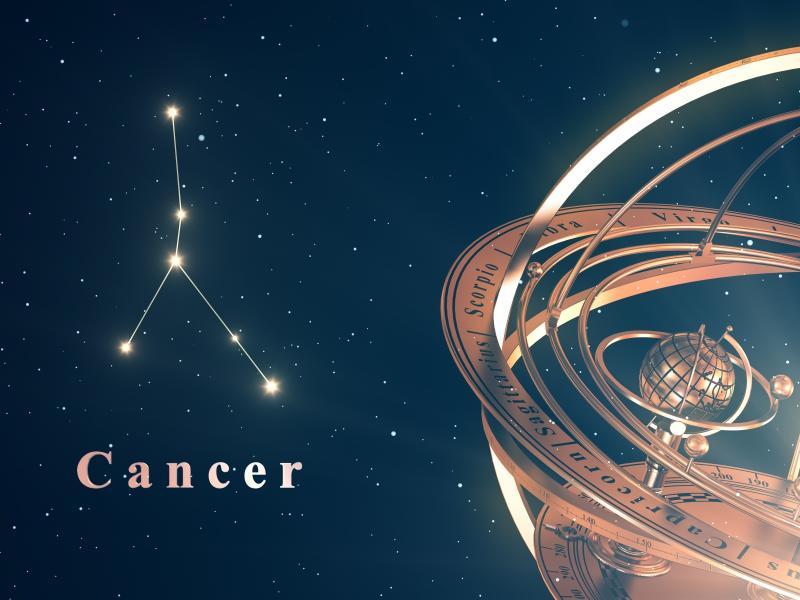 Cechy mężczyzny z rakiem