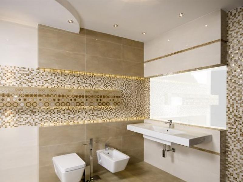 Jasna łazienka Zainspirowana Max Fliz Aranżacje Wnętrz