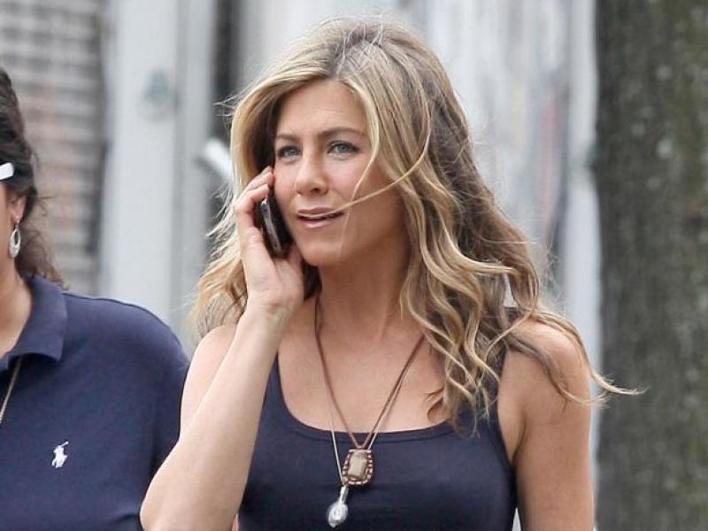Z kim obecnie spotyka się Jennifer Aniston
