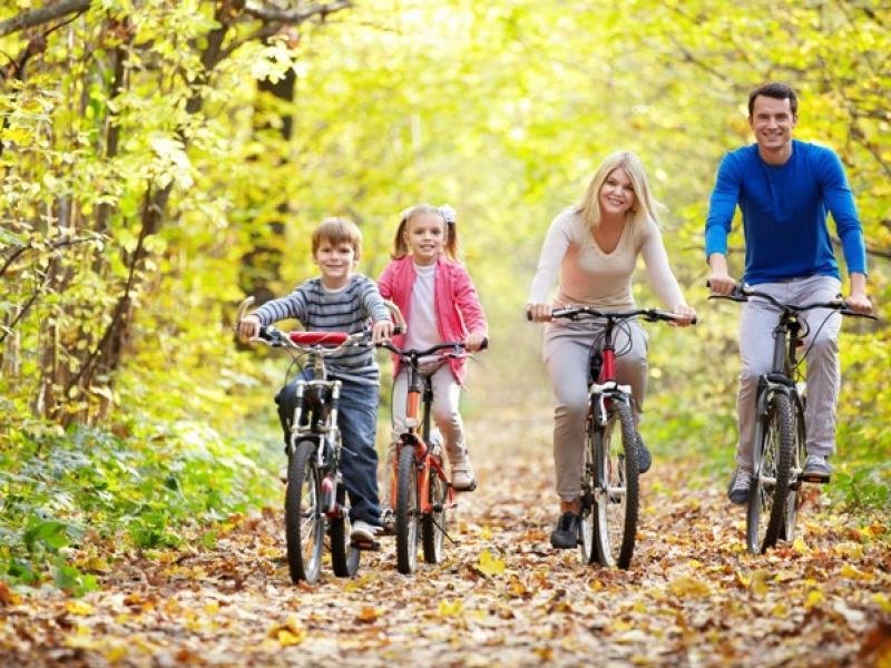 Jesienna jazda na rowerze – 7 porad