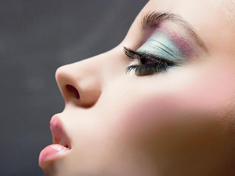 Jesienny makijaż oczu