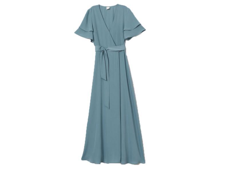 51737a1c2a Sukienka maxi - najmodniejsze modele z sieciówek 2019 (Przegląd) - Shopping  - Polki.pl
