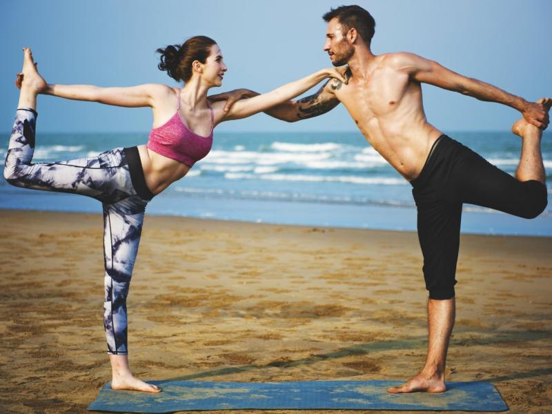 nagie nastolatki jogi