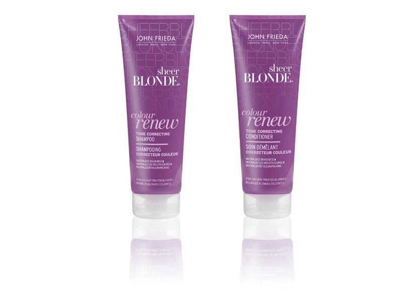 John Frieda Sheer Blonde Colour Renew