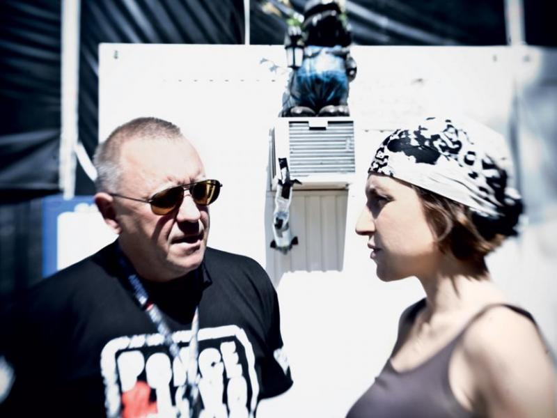 Jurek Owsiak i Ola Owsiak - Sie ma, tato!