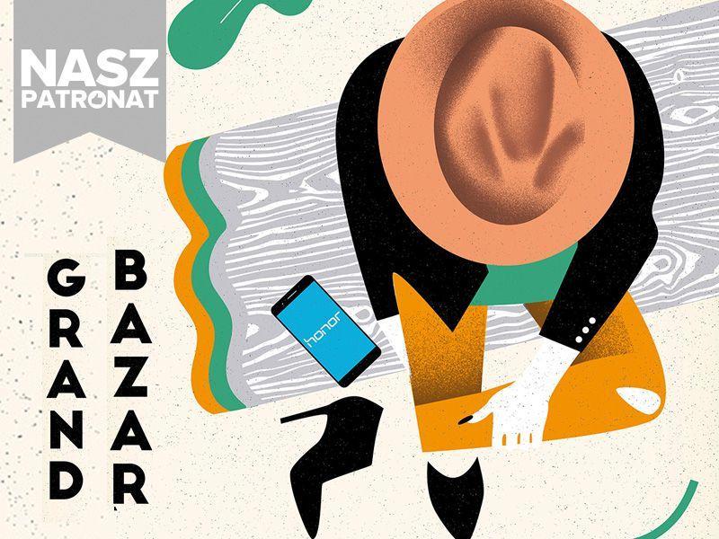 Już w sobotę kolejna edycja targów mody - Grand Bazar