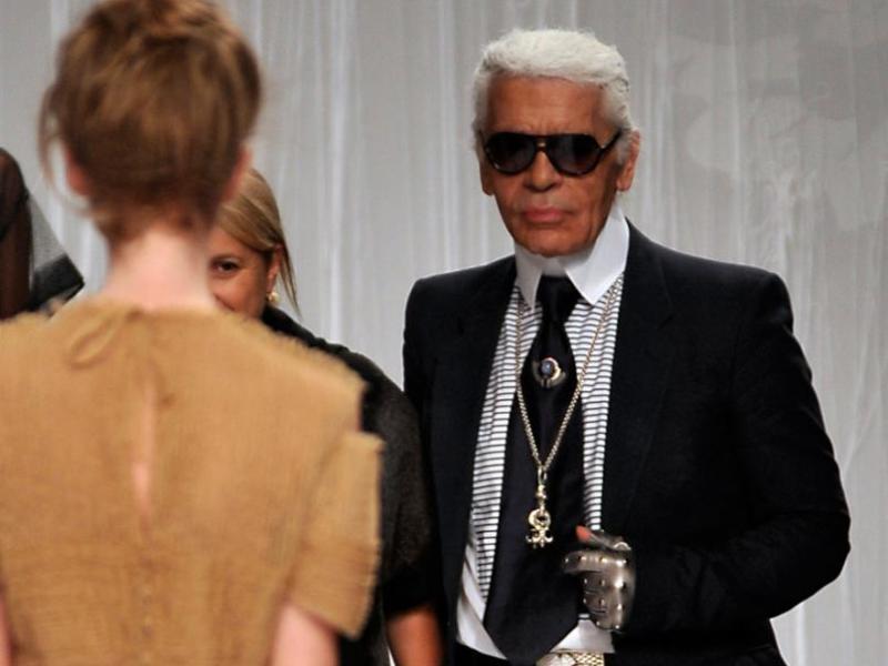 Karl Lagerfeld za niewielkie pieniądze