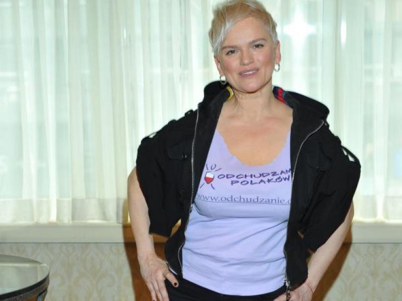 Katarzyna Figura - Schudłam 20 kg!