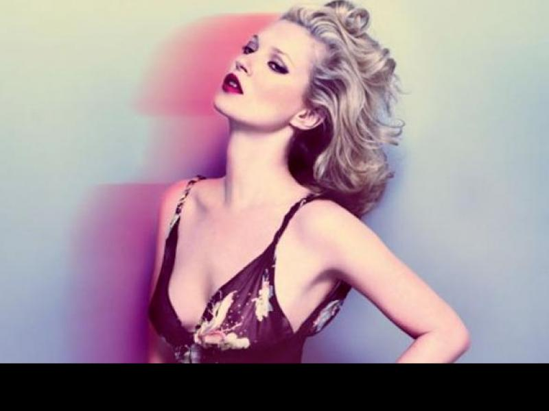 Kate Moss dla Topshop wiosna-lato 09 (video)