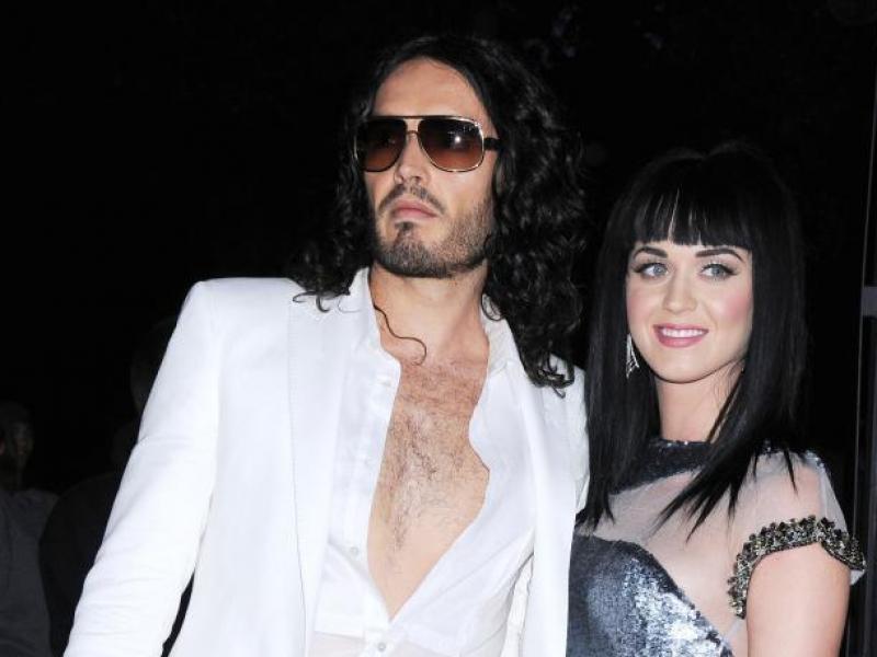 Katy Perry i Russell Brand pobrali się!
