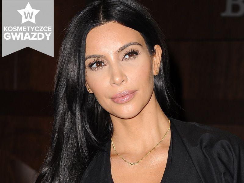 Kim Kardashian używa podkładu za 35 zł