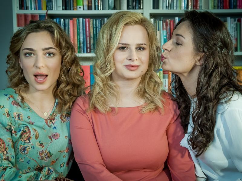 Kim są aktorki z serialu Dziewczyny 3.0?