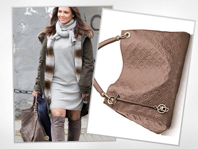 Kinga Rusin kocha designerskie torebki. Ile zapłaciła za tą...?!