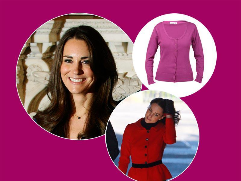 Klasyczna elegancja w stylu Kate Middleton