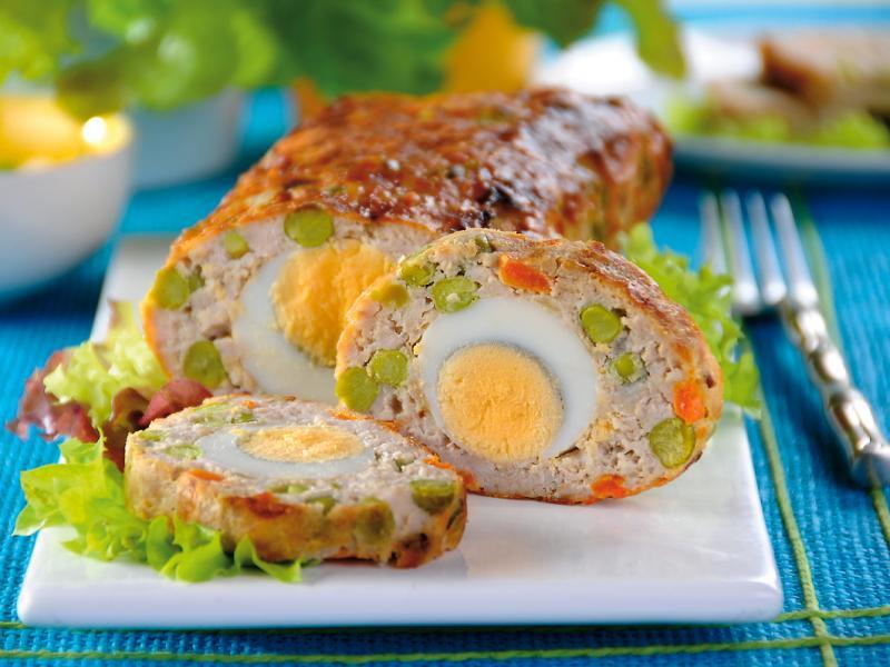 Klops z jajem