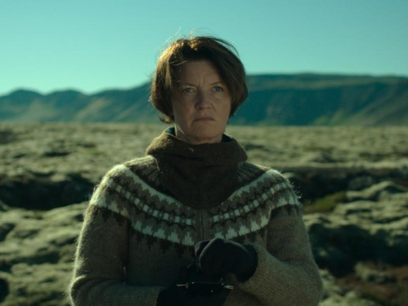film Kobieta idzie na wojnę