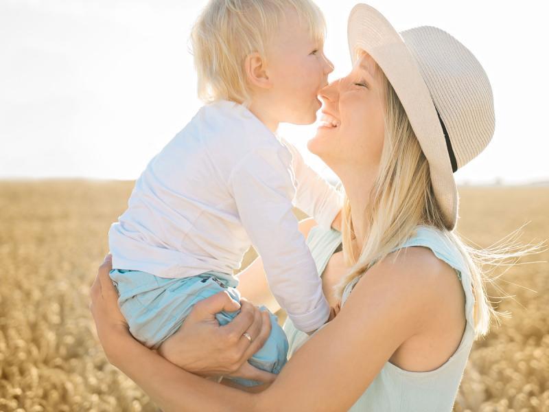 Kocham synka, ale tęsknię za... sobą. Stałam się matką kwoką, sama nie wiem kiedy!