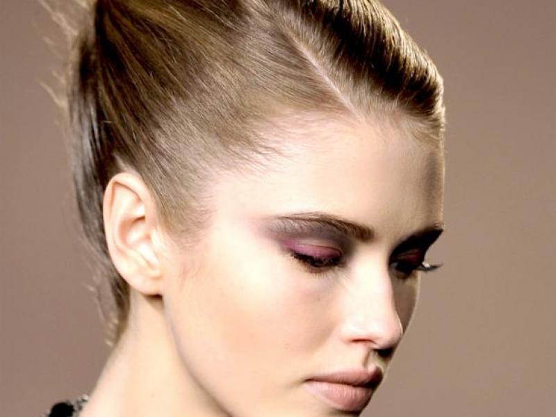 kok, upięcie, fryzury, Audrey Hepburn