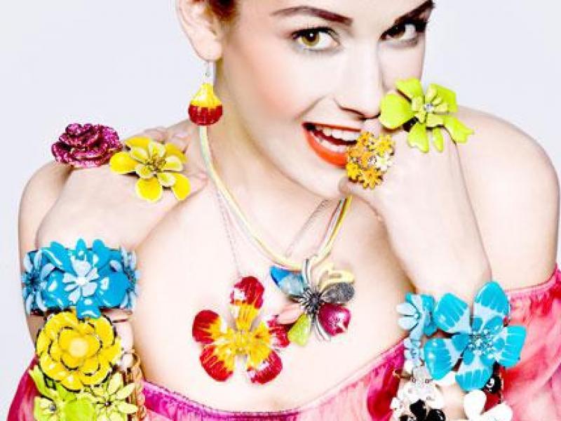 Kolorowa biżuteria Me`amoore