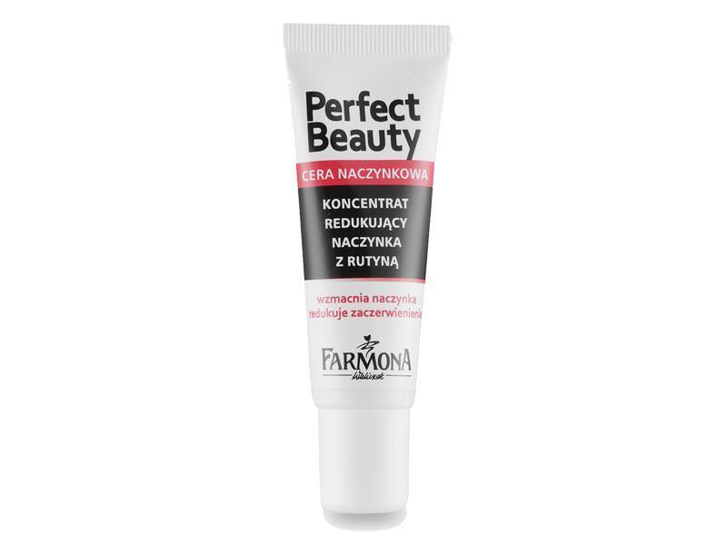 Koncentrat redukujący naczynka Farmona